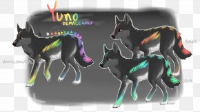 Yuno - Horse Reindeer Dog Pack Animal Canidae PNG
