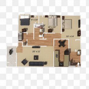 House - House Floor Plan Apartment Bedroom Renting PNG