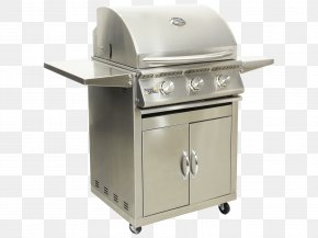 Barbecue - Barbecue Gas Gridiron Grilling Stainless Steel PNG
