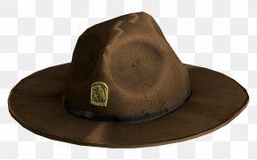 Hat Image - Cowboy Hat Campaign Hat Cap Custodian Helmet PNG