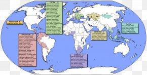 World Map - World Map Location Shenzhen PNG