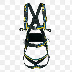 Safety Harness - Climbing Harnesses Belt CAMP Petzl Personal Protective Equipment PNG