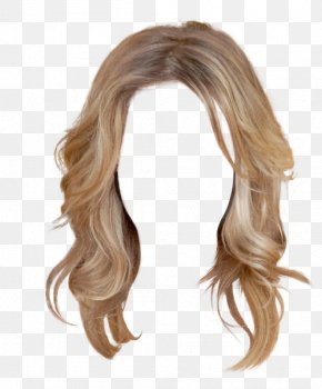 Hairstyles Picture - Hairstyle Wig Long Hair PNG
