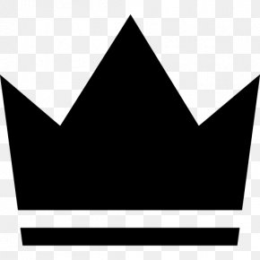 Crown - Monochrome Photography Black And White PNG