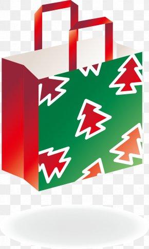 Vector Christmas Bag - Christmas Icon PNG