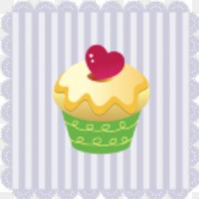 Muffin Knight - Cupcake Muffin PNG