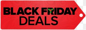 Black Friday Transparent Background - Black Friday Shopping PNG