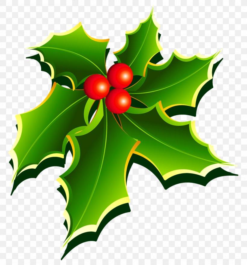 Mistletoe Clip Art, PNG, 935x1004px, Common Holly, Aquifoliaceae, Aquifoliales, Christmas, Clip Art Download Free