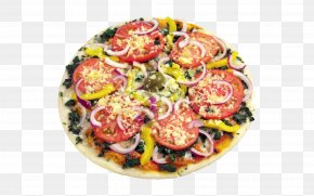 Pizza - Pizza Sausage Fast Food Vegetable PNG