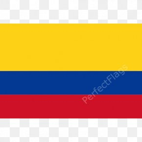 Flag - Flag Of Colombia Gran Colombia National Flag PNG