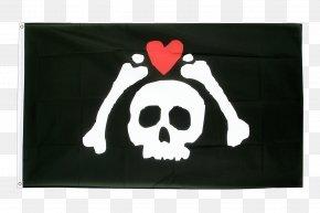 Flag - Jolly Roger Flag Skull & Bones Sid Meier's Pirates! Piracy PNG