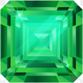 Green Diamond Clip Art - Diamond Clip Art PNG