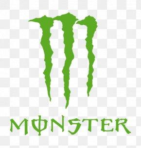 Logo Monster - Monster Energy Logo Label Brand Font PNG