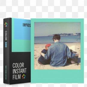 Camera - Polaroid SX-70 Photographic Film Polaroid Originals Instant Camera Color Motion Picture Film PNG