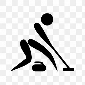 Curl - Winter Olympic Games Curling At The Winter Olympics Sport PNG