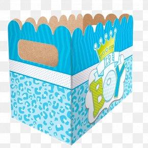Baby Shower - Box Baby Shower Gift Basket Infant PNG