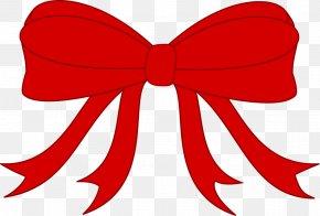 Bowknot Transparent Image - Red Ribbon Ribbon Candy Awareness Ribbon Clip Art PNG