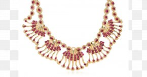 Jewellery - Tiffany & Co. Jewellery Necklace Morganite Gold PNG