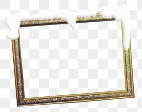 Snow Frame - Download Snow Clip Art PNG