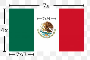 Mexican Flag Images Free - Flag Of Mexico National Flag Flag Of The United States PNG
