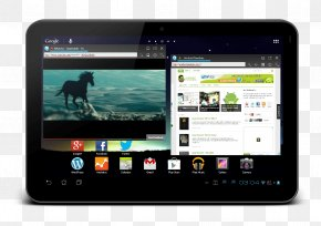 Tablet Image - Kindle Fire Asus Eee Pad Transformer IPad Android PNG