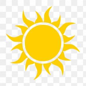 Sun Vector - Summer Learning Loss School Clip Art PNG