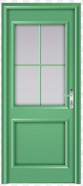 Open Door - Window Door House Paper Clip Art PNG