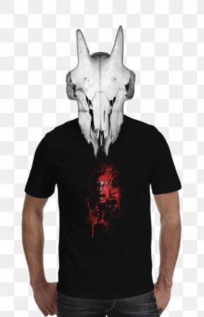 Scream - T-shirt Hoodie Sleeve Crew Neck PNG