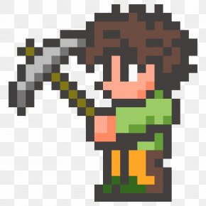 Explo - Terraria Minecraft Open World Video Game Adventure Game PNG