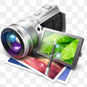 Camera Lens - Mac App Store Camera Lens User Interface Design Computer Software PNG