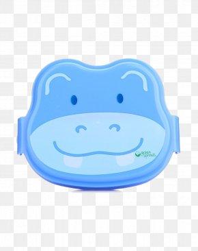Hippo Boxes - Bento Hippopotamus PNG