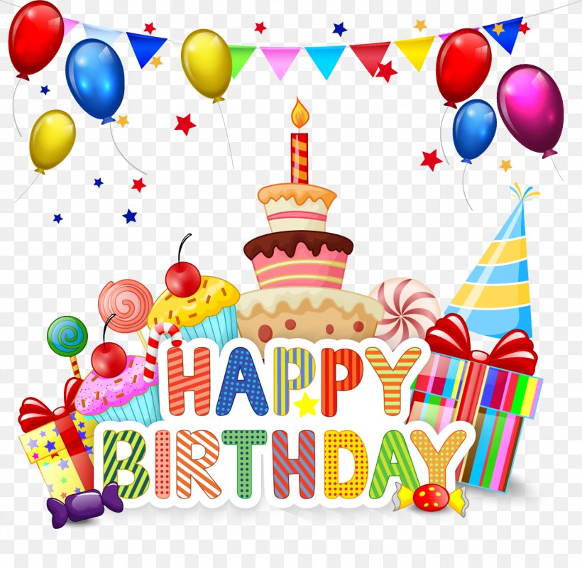 Birthday Cake, PNG, 1277x1246px, Birthday Cake, Balloon, Birthday, Birthday Card, Cake Download Free