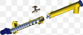 Mechanical - Paper Screw Thread Transport Screw Conveyor PNG