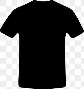 Black - T-shirt Hoodie Sleeve Clothing PNG