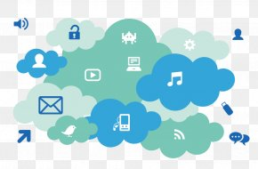 Cloud Computing - Web Hosting Service Cloud Computing Email Domain Name PNG