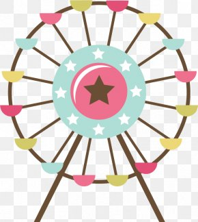Ferris Wheel Clipart - Car Ferris Wheel Clip Art PNG