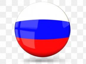 Flag - Flag Of Russia Kruglyy National Flag PNG