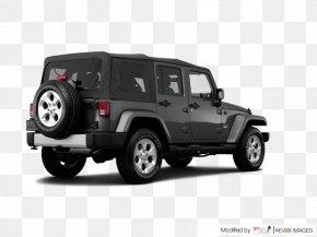 Unlimited Colors - 2018 Jeep Wrangler JK Unlimited Sahara Car Chrysler Sport Utility Vehicle PNG