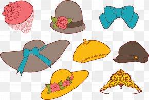 Vector Various Shapes Hat - Hat Illustration PNG