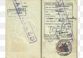 Passport - Indian Passport Travel Visa Second World War Travel Document PNG