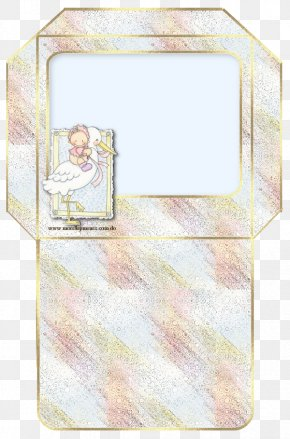 Sobres - Paper Picture Frames Baby Shower Rectangle Pattern PNG