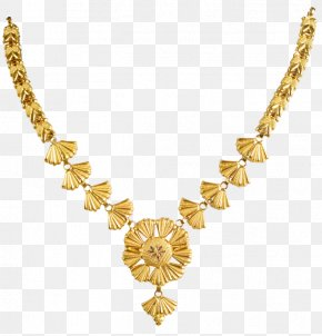 Jewellery - Necklace Jewellery Chain Gold Jewelry Design PNG
