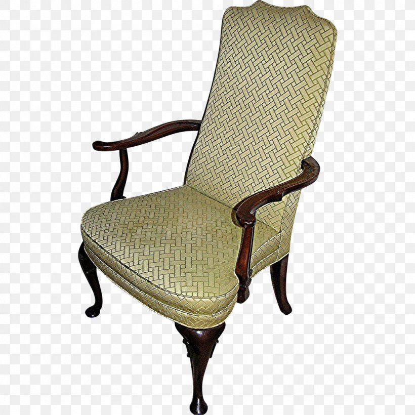 Queen Anne Style Furniture Wing Chair Recliner, PNG, 1024x1024px, Furniture, Anne Queen Of Great Britain, Arm, Chair, Couch Download Free