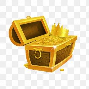 Floating - Buried Treasure Crown Clip Art PNG