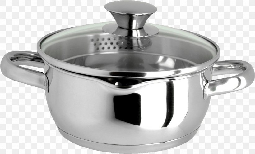 Stainless Steel Stock Pot Cookware And Bakeware Frying Pan Trivet, PNG, 1210x734px, Olla, Brushed Metal, Casserola, Casserole, Cooking Download Free