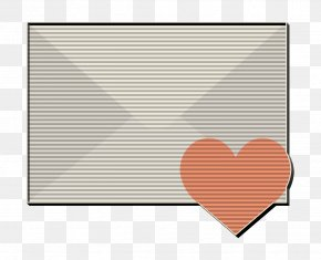 Peach Paper - Mail Icon Interaction Assets Icon PNG