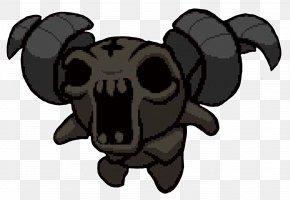 The Boss Baby - The Binding Of Isaac: Afterbirth Plus Four Horsemen Of The Apocalypse Boss The Lamb PNG