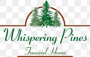 Funeral Home - Whispering Pines Funeral Home Christmas Tree Cremation PNG