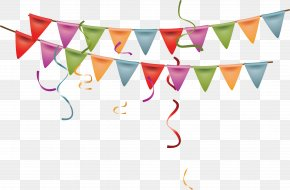 Exquisite Banners - Birthday Anniversary Party Wish PNG