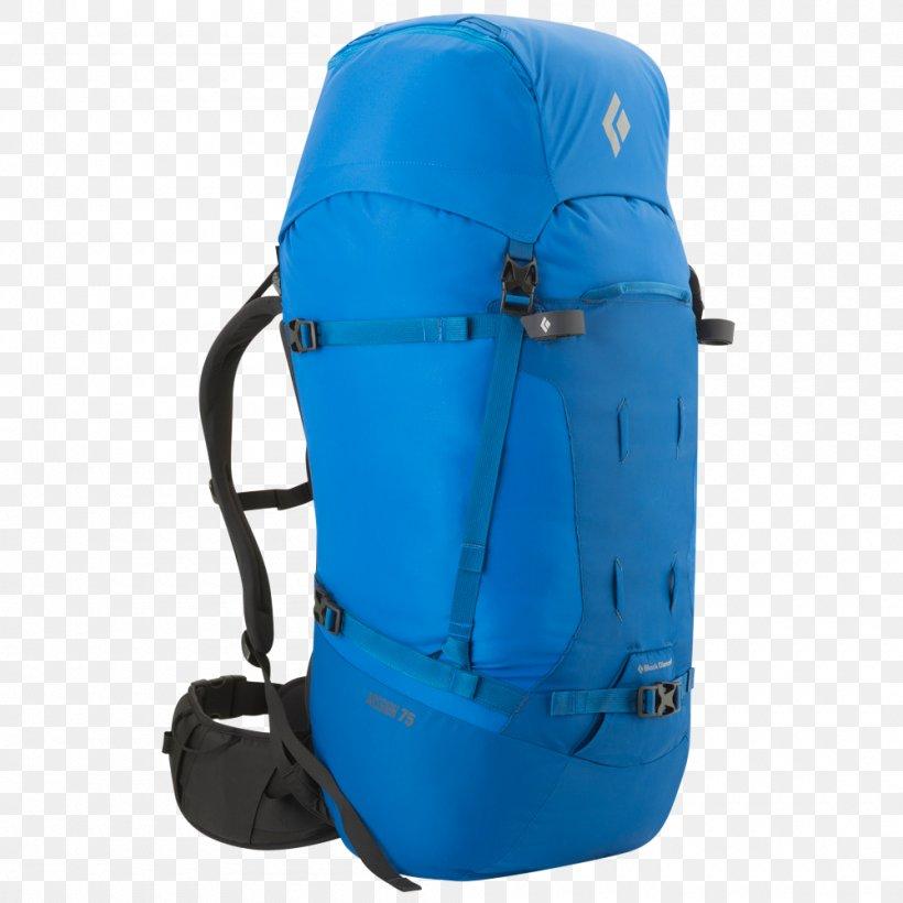 Black Diamond Equipment Backpack Climbing Mountaineering Skiing, PNG, 1000x1000px, Black Diamond Equipment, Aqua, Azure, Backcountrycom, Backpack Download Free